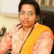 Dr. Lakshmi Sudha Karanam in vascular interventions