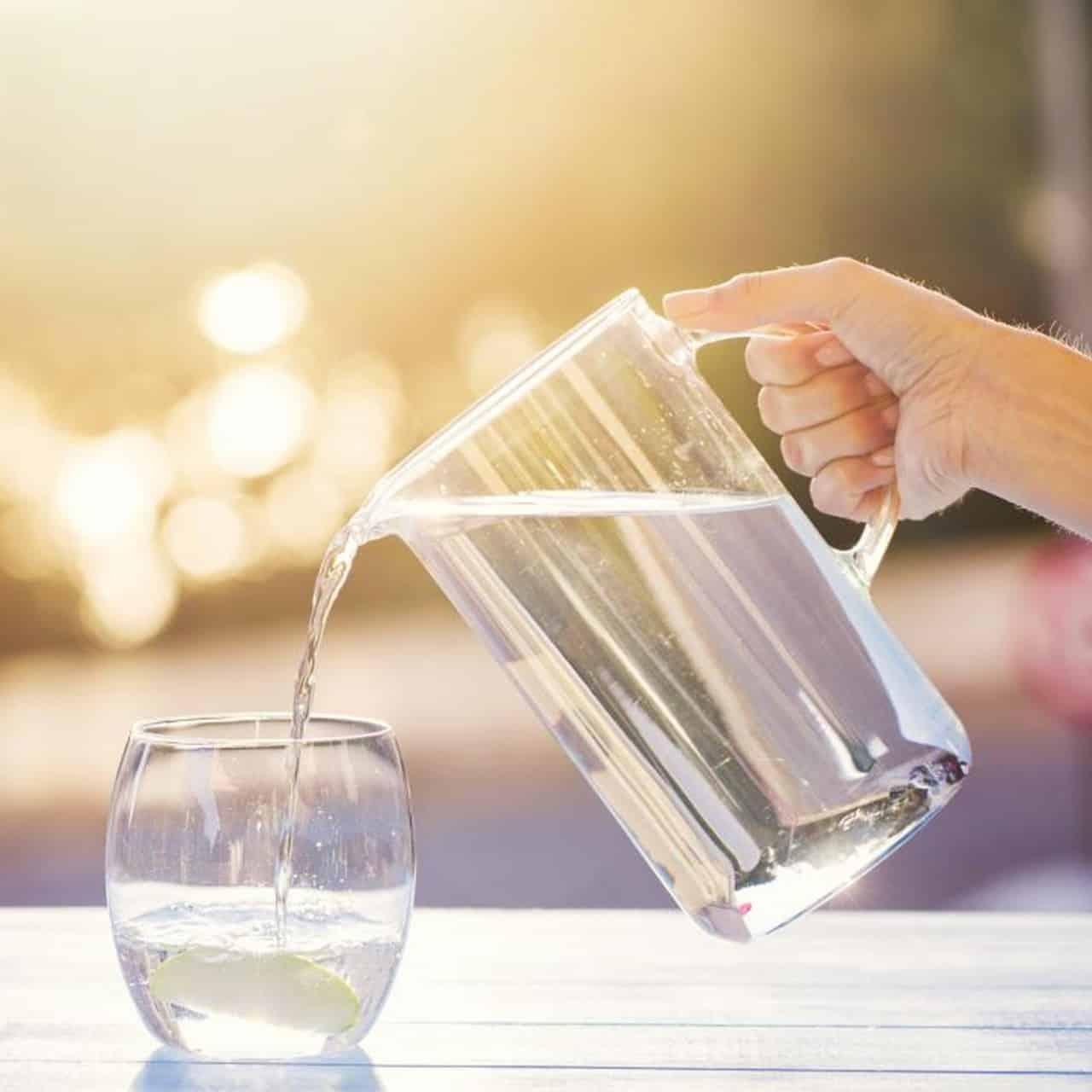 Tip 5 - varicose veins - Adequate Hydration